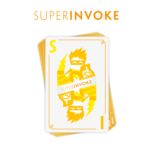 JacobGames - Jacob Games SuperInvoke Card with Deck